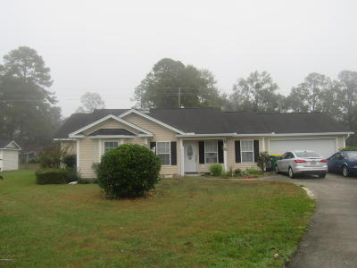 Ridgeland Single Family Home For Sale: 61 Three Tee Circle