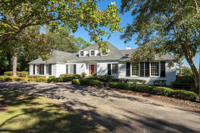 Beaufort County Single Family Home For Sale: 3517 Morgan River Drive N