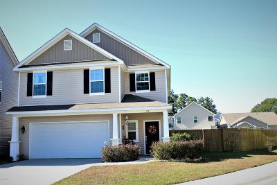 Beaufort, Beaufort Sc, Beaufot Single Family Home For Sale: 172 Mission Way