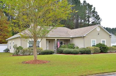 Bluffton Single Family Home For Sale: 23 Kendall Drive
