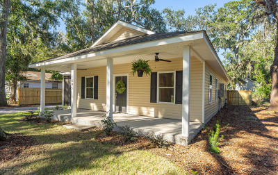 Beaufort Single Family Home Under Contract - Take Backup: 1805 Oconnell Street