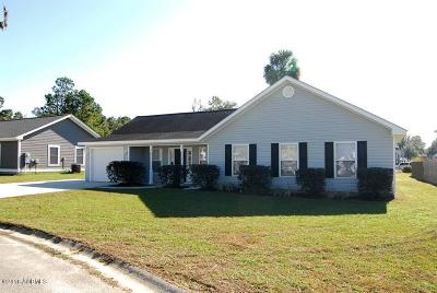 Beaufort County Single Family Home For Sale: 21 Mint Farm Drive