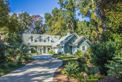 Dataw Island Single Family Home Under Contract - Take Backup: 410 Bb Sams Drive