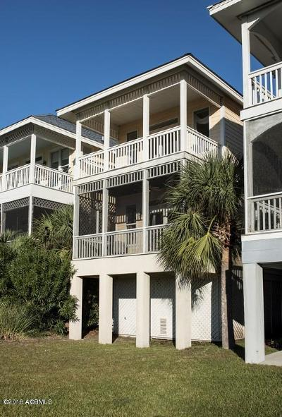 Fripp Island Single Family Home For Sale: 856 Bonito Drive