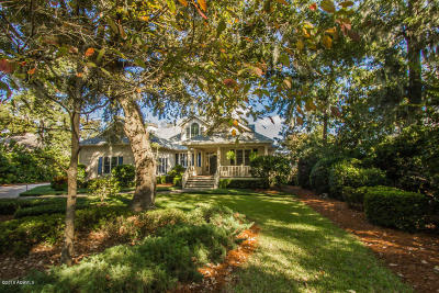 Beaufort County Single Family Home For Sale: 749 Island Circle E