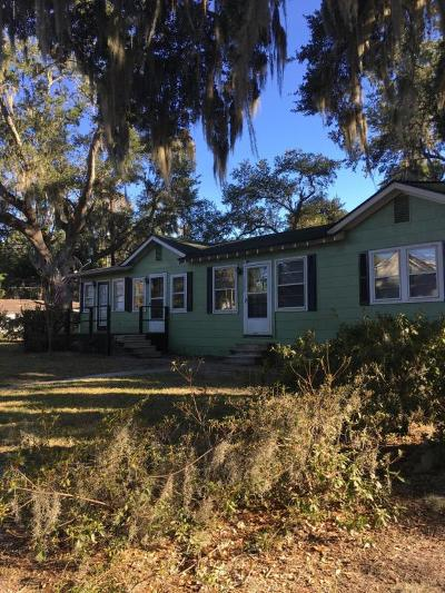 Beaufort, Beaufort Sc, Beaufot Single Family Home For Sale: 2300 King Street