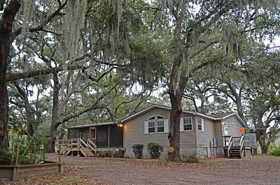 Beaufort County Single Family Home For Sale: 38 First Coleman Road