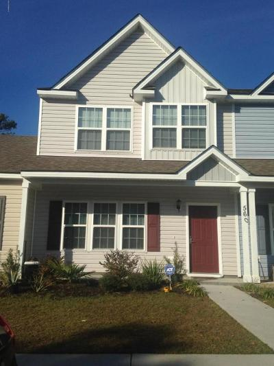 Beaufort County Condo/Townhouse For Sale: 560 Candida Drive