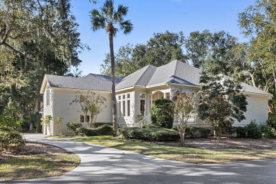 Beaufort County Single Family Home For Sale: 2 Cottage Court