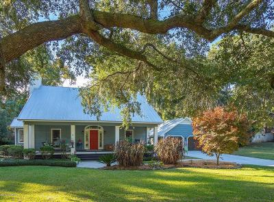 Beaufort County Single Family Home For Sale: 176 Spanish Point Drive