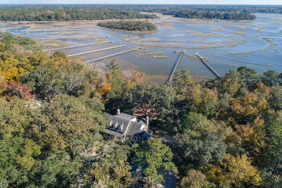 Beaufort County Single Family Home For Sale: 115 Bull Point Drive