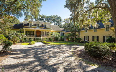 115 Bull Point, Seabrook, SC, 29940, Northern Beaufort County Home For Sale