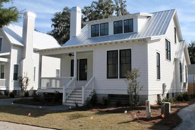 Beaufort Single Family Home Under Contract - Take Backup: 2314 Simms Street