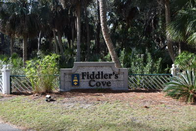 Fripp Island Residential Lots & Land For Sale: 1 Fiddlers Reach Drive