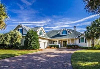 Beaufort County Single Family Home For Sale: 1211 Big Dataw Point