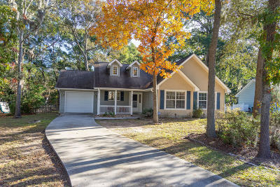 Beaufort County Single Family Home Under Contract - Take Backup: 47 Le Moyne Drive