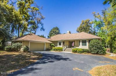 Beaufort County Single Family Home For Sale: 570 Island Circle E