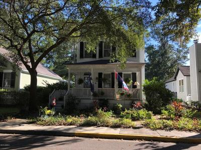 Beaufort County Single Family Home For Sale: 2668 Broad Street