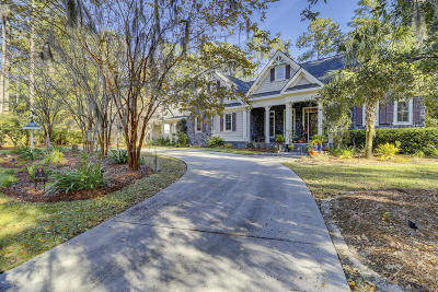 Beaufort County Single Family Home For Sale: 14 Meeting House Road