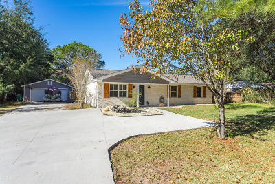 Beaufort Single Family Home For Sale: 401 Sams Point Road