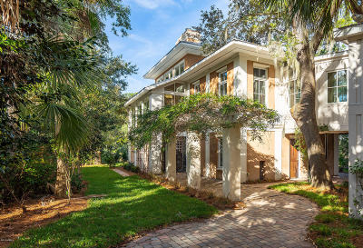 Beaufort Single Family Home Under Contract - Take Backup: 4 Saint Charles Place