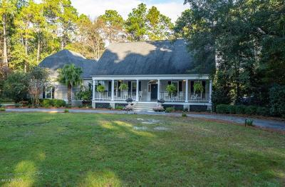 Beaufort County Single Family Home For Sale: 28 Thomas Sumter Street