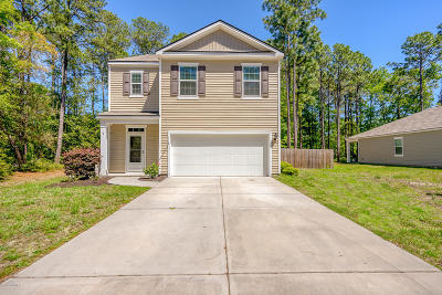 Beaufort Single Family Home For Sale: 3 Reeds Road