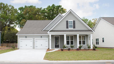 Beaufort County Single Family Home For Sale: 4190 Sage Drive