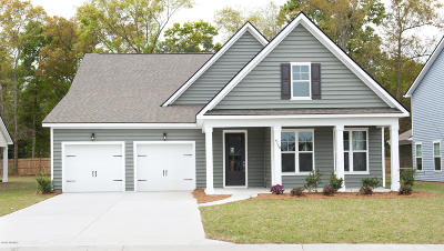 Beaufort County Single Family Home For Sale: 4110 Sage Drive