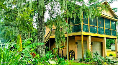 Beaufort County Single Family Home For Sale: 27 Triangle Road