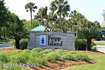 Fripp Island Residential Lots & Land For Sale: 546 Remora Drive
