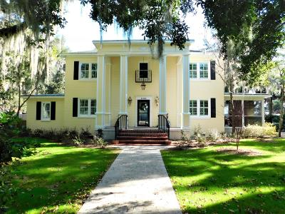 Beaufort County Single Family Home For Sale: 1206 Richmond Avenue