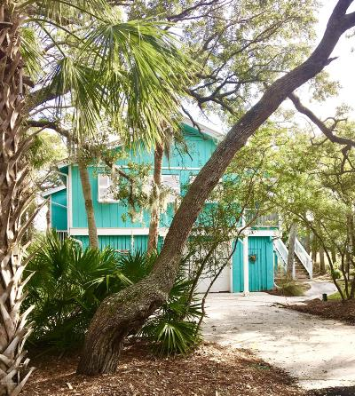 Fripp Island Single Family Home For Sale: 110 Sand Piper Run