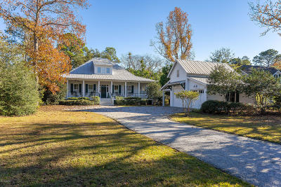 Beaufort Single Family Home For Sale: 565 Distant Island Drive