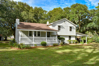 Beaufort County Single Family Home For Sale: 654 Broad River Boulevard