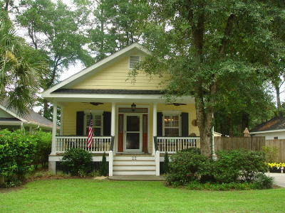 Single Family Home For Sale: 22 Carolina Village Circle