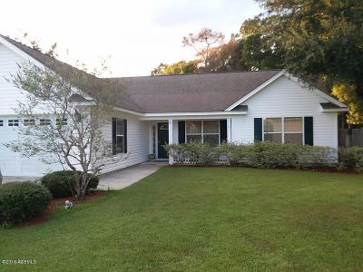 Oaktie, Okaite, Okatie Single Family Home For Sale: 9 Capers Creek Drive