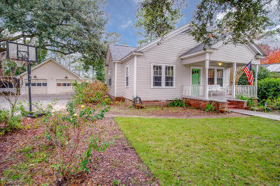 Beaufort, Beaufort Sc, Beaufot Single Family Home For Sale: 424 Meritta Avenue
