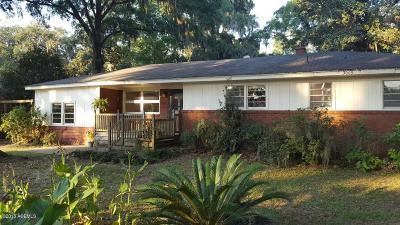 Single Family Home For Sale: 3003 Broad River Drive