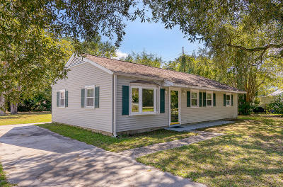 Beaufort Single Family Home For Sale: 601 Arnold Drive
