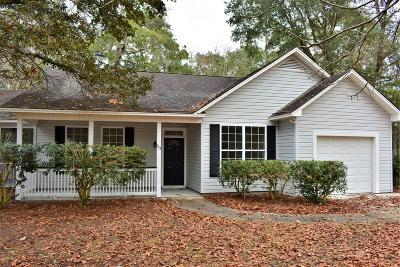 Beaufort County Single Family Home For Sale: 103 Le Moyne Court