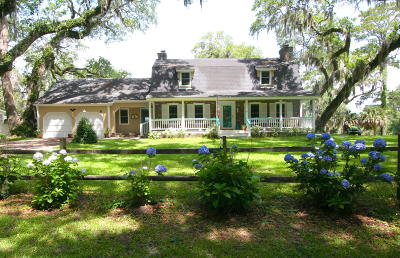 Beaufort Single Family Home For Sale: 8 Inwood Plantation Drive