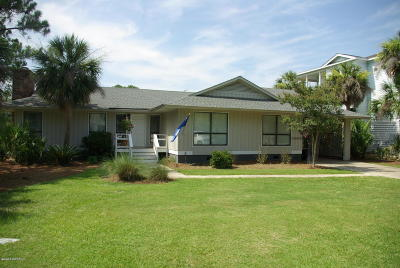 Beaufort County Single Family Home For Sale: 377 Tarpon Boulevard