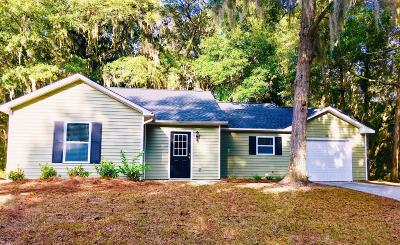 Beaufort, Beaufort Sc, Beaufot Single Family Home For Sale: 25 Brindlewood Drive