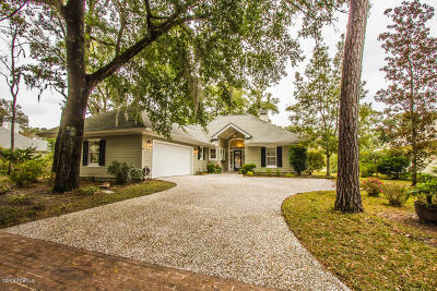 Dataw Island Single Family Home For Sale: 121 Locust Fence Road