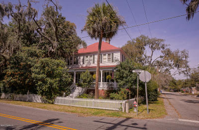 Beaufort Single Family Home For Sale: 1401 North Street