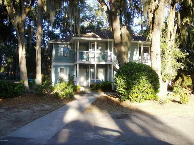 Beaufort County Condo/Townhouse For Sale: 301 Battery Lane