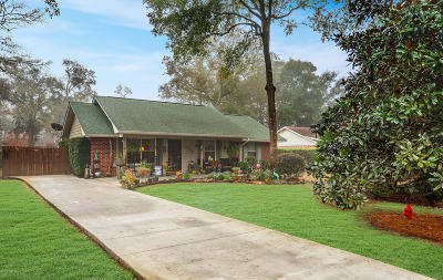 Beaufort County Single Family Home Under Contract - Take Backup: 26 Braeburn Lane