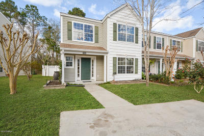 Bluffton Condo/Townhouse For Sale: 426 Gardners Circle