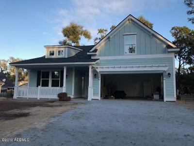 Beaufort County Single Family Home For Sale: 5 Tern Road
